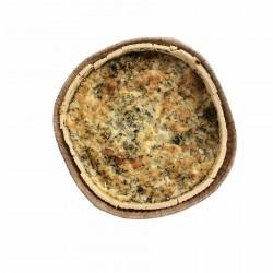 EN PRECOMMANDE Quiche au chèvre, tomate et fenouil  (250 g)