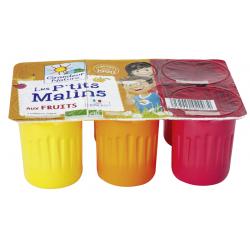 Les P'tits Malins fruits (6...