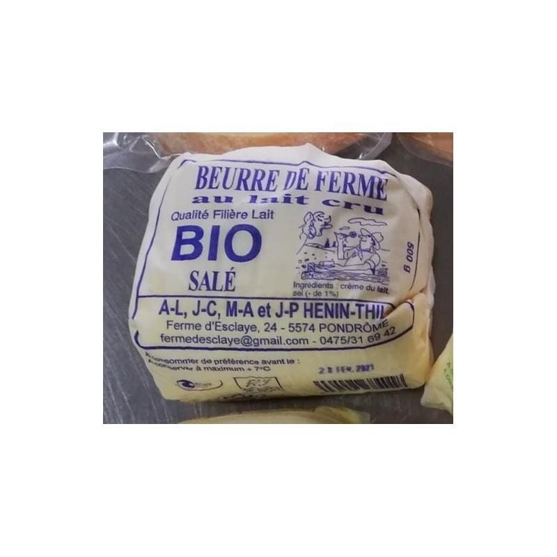 Beurre motte doux (5 kg)