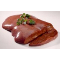 Foies de veau par 2 (500 g)   AP