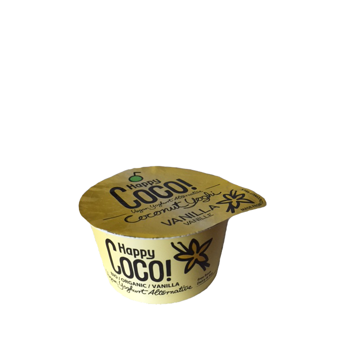 Coconut Yoghi vanille (125 ml)