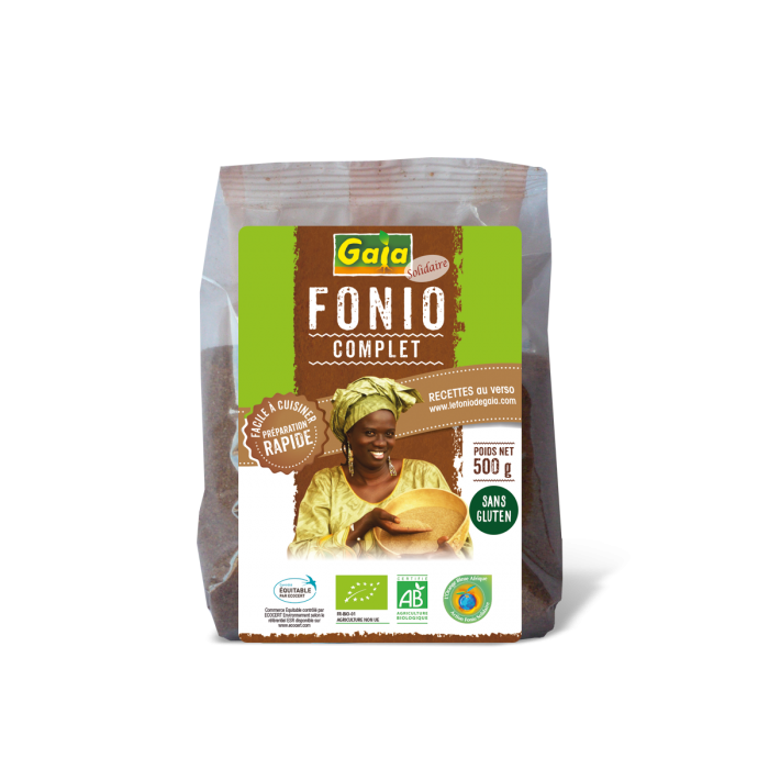 Fonio complet (500 g)