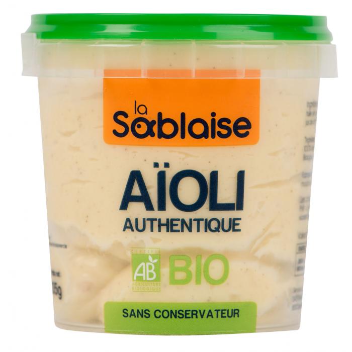 Aïoli Authentique (135 g)