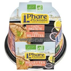Mousse de noix de Saint-Jacques aux poireaux (90 g)