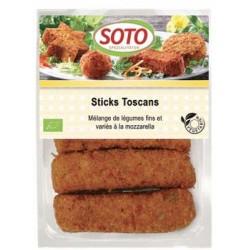Soupe petits pois, brocolis et courgettes (500 ml)