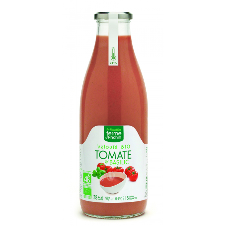 Velouté tomate et basilic (300 ml)
