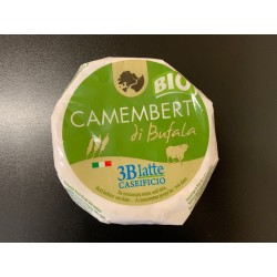 Camembert di bufala (250 gr)