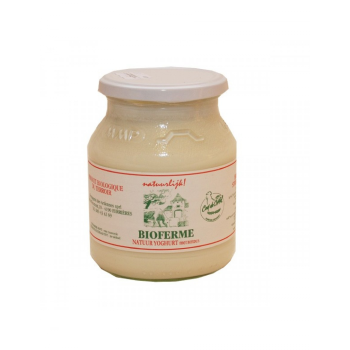 Yaourt Nature Entier (500 g)