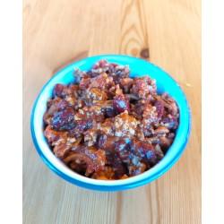 Bûchette de chèvre nature, sous-vide (200 g)
