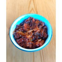 Chèvre Demi-sec aux poivres (125 g)