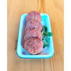 Chèvre Demi-sec ail/oignon/paprika  (125 g)