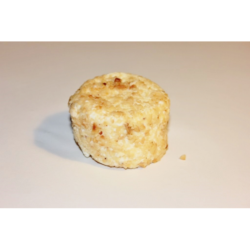 Chèvre Demi-sec aux noix du Brésil  (125 g)