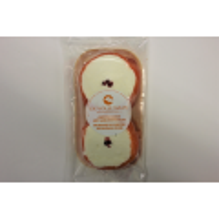 Chèvre enroulé de saumon par 2 (130 g)
