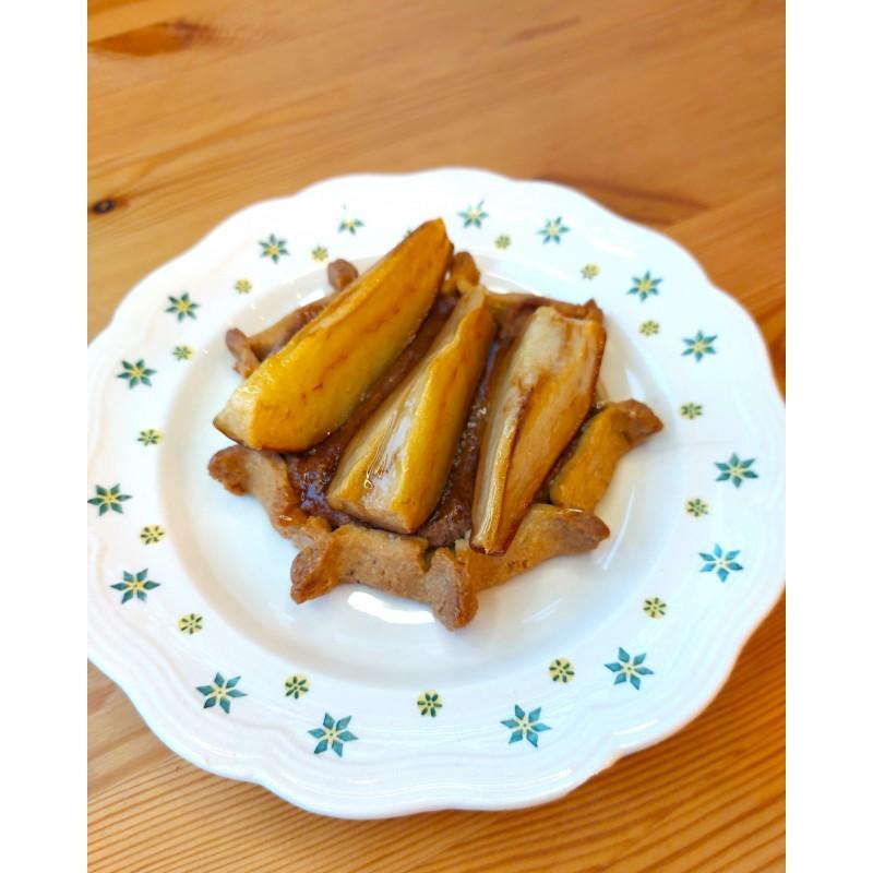Tomme de chèvre aux orties (2,5 kg)