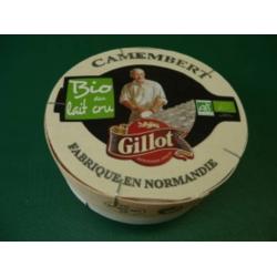 Camembert AOC au lait cru...