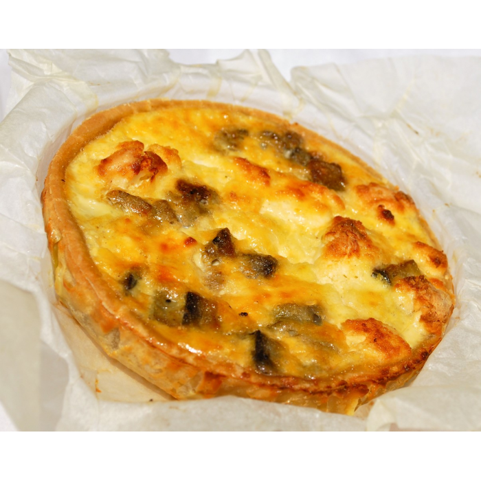 Quiche courgettes par 1