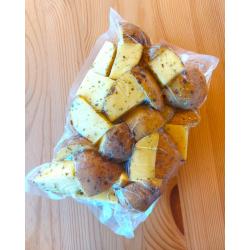 Perle de chèvre bruschetta 100 gr