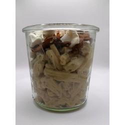 Gouda de vache extra vieux Jersey Schorren (+/- 7 kg) sans lactose