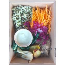 Crevettes persillées 100gr