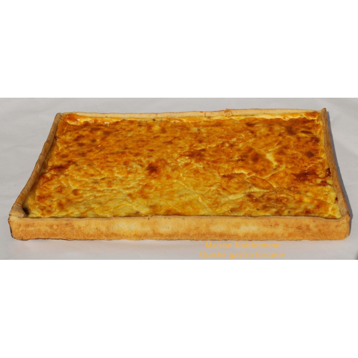 Quiche tartiflette 24 portions (2,8 kg)