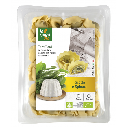 Tortellini Ricotta et épinards (250 g)