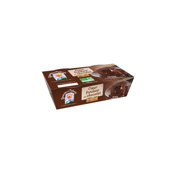 Coeur fondant chocolat 2*90 gr