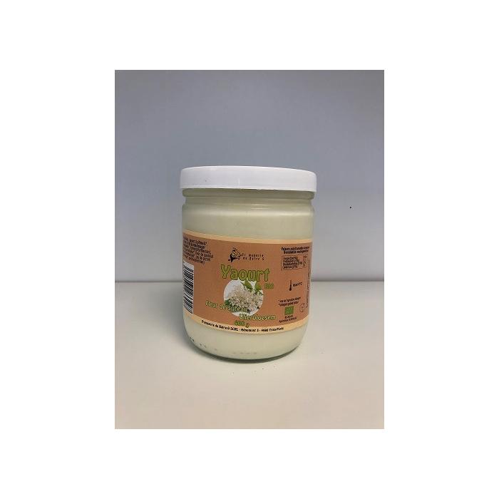 Yaourt fleurs de Sureau (440 ml)