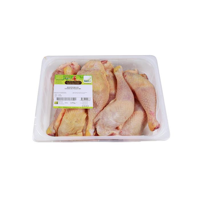 Cuisses de poulet vrac (2 kg)