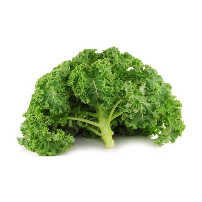 Chou Kale vert (par 3kg) - Catégorie II