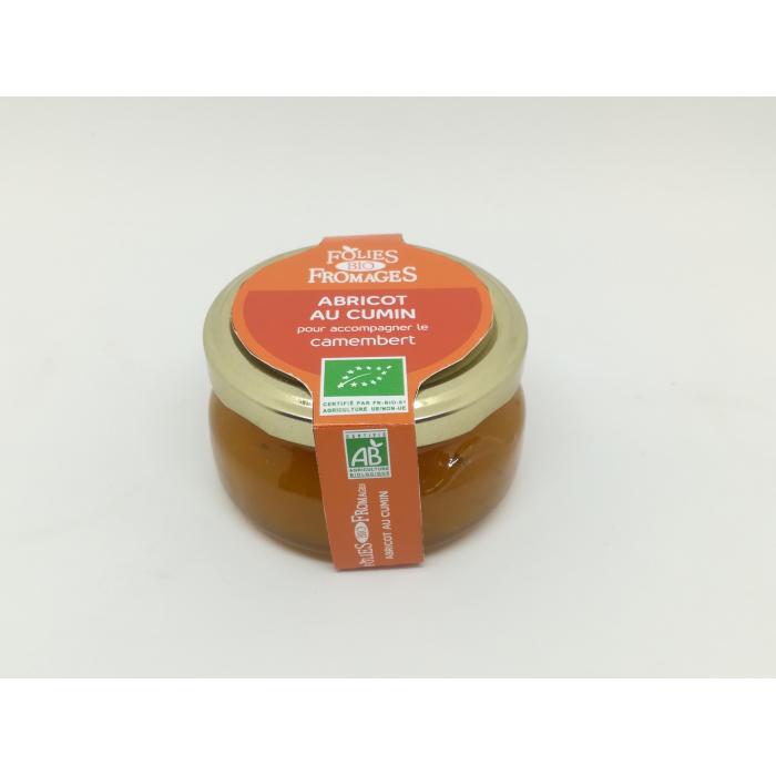 Confit abricot cumin (120 gr)