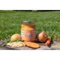 Panade patate douce, carotte - céleri rave - 6 M + (230 gr)