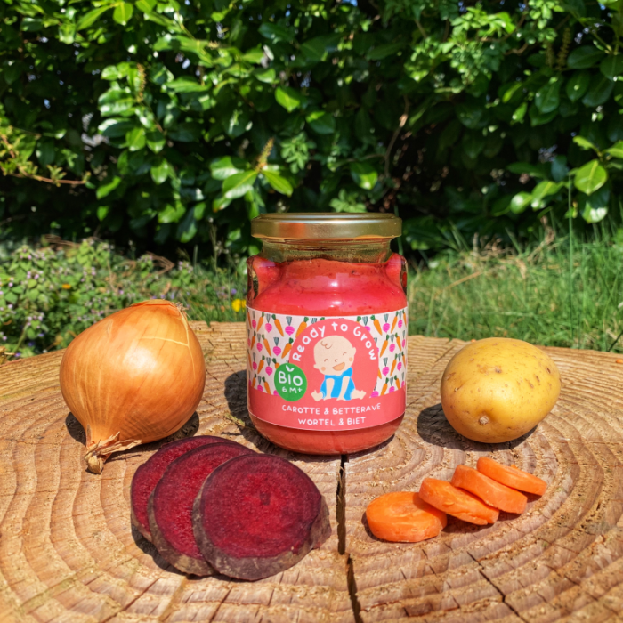 Panade carotte - betterave...