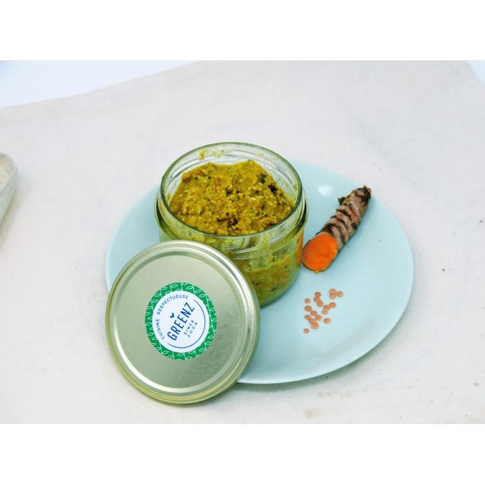 Caviar poireaux - tomates séchées (170 gr)