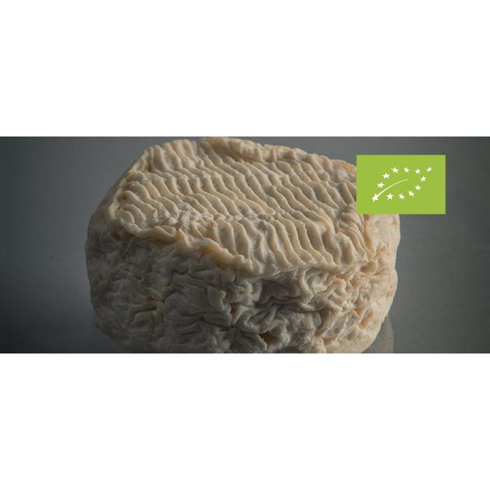 Le chinonais fermier - type camembert de chèvre (150 gr)