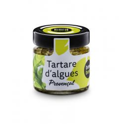 Tartare d'algues Provençal...