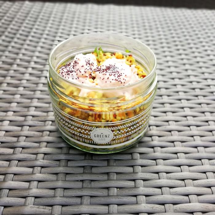 Rainbow quinoa (300 gr)