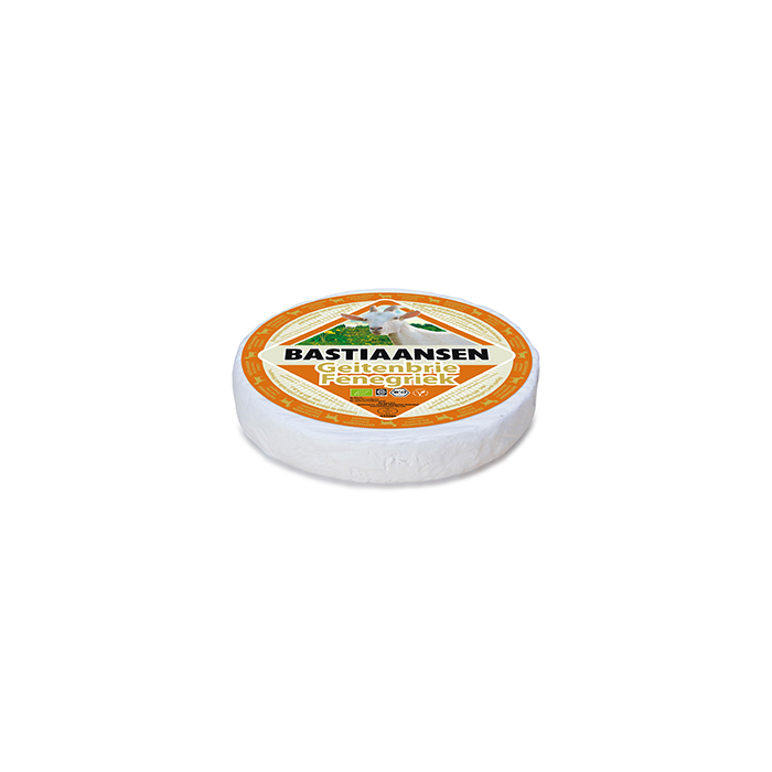Brie de chèvre Fenugrec...