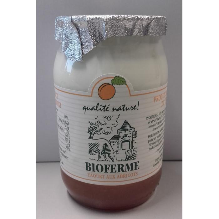 DISPO 06/08 Yaourt Abricot (150 g)