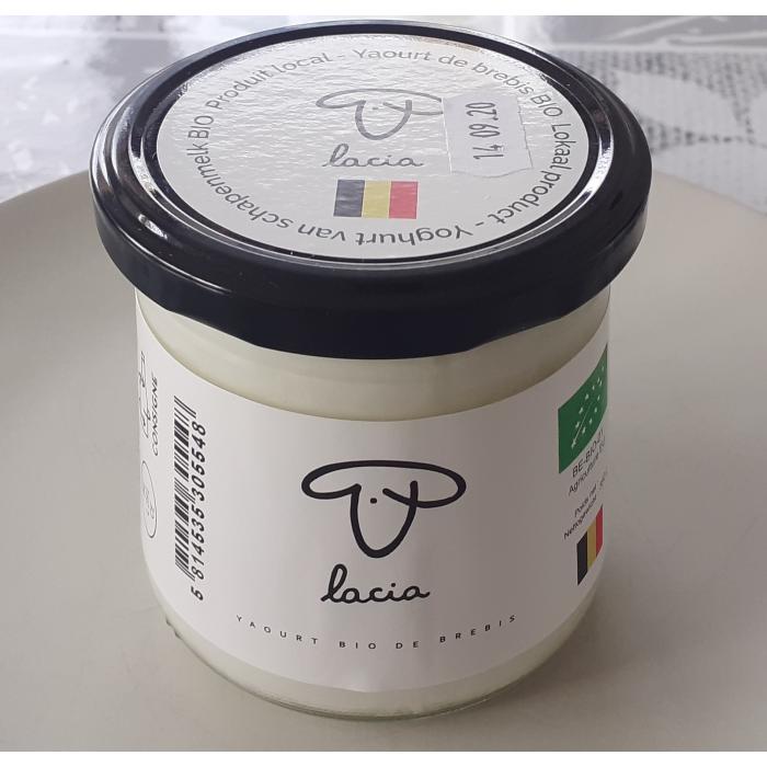 Yaourt de brebis (350 gr)