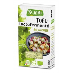 Bloc tofu lactofermenté ail...