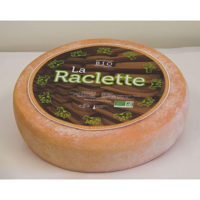 Raclette au poivre (+/- 6 kg)