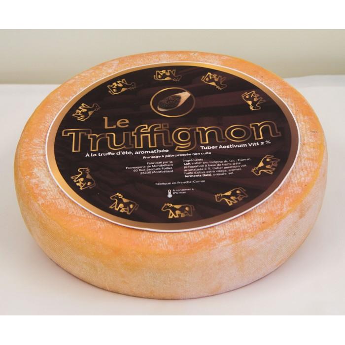 Raclette à la truffe (+/- 6...