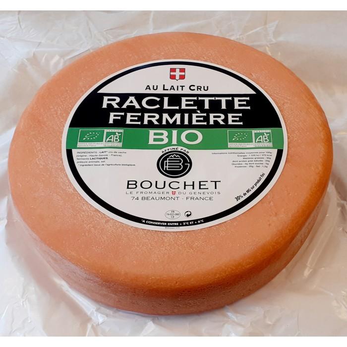 Raclette fermière (+/- 5 kg)