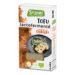 Bloc tofu mariné au tamari...