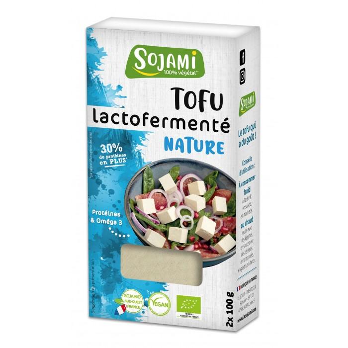 Bloc tofu lactofermenté...