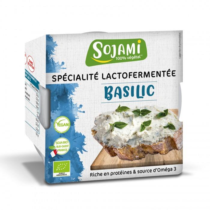 Sojami à Tartiner basilic...