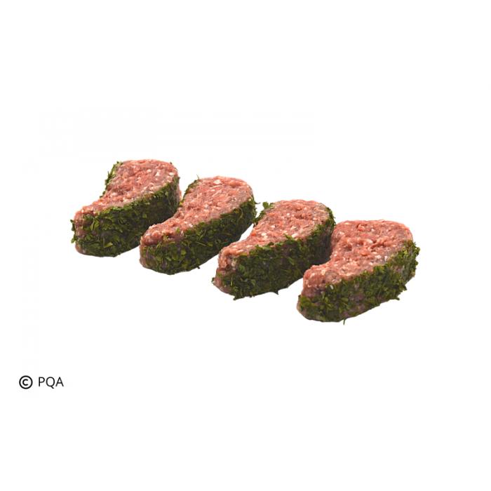Burger d'agneau (4 * 75 gr)