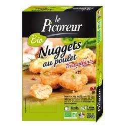 Nuggets au poulet (200 gr)