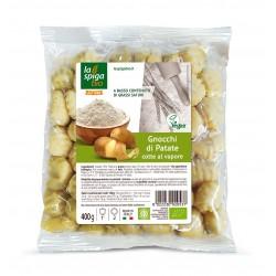Gnocchi de pommes de terre...