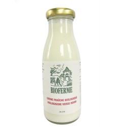 Crème fraîche 42 % MG (25 cl)